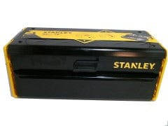 "Tool Box 16"" Metal Black/Yellow Stanley"