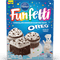 Funfetti Chocolate Premium Cake Mix with Oreo Cookie Pieces