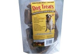 Dog Treats Beef Lungs 114g. Masters Best Friend