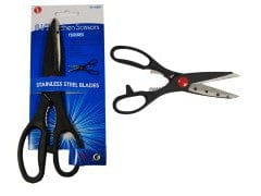 "Kitchen Scissors 8.5"" Stainless Steel"