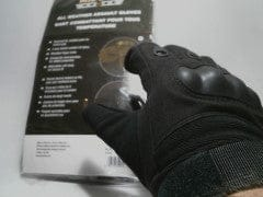 Gloves - all weather assault gloves - black - Xlarge
