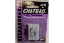 Battery for cordless phone 6396