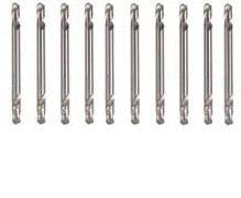 "1/8"" Double End Drill Bit (10 Pack)"
