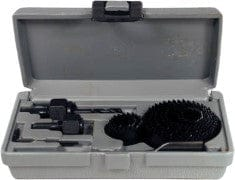12 Pc Hole Saw Kit