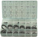 External Snap Ring Assortment 300 Pc