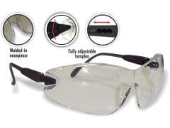 Glasses Safety Clear Lens WorkHorse