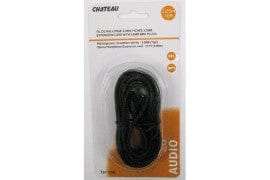 3.5mm extension cable 10 foot male to female