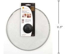 splatter screen with knob - 11 inch