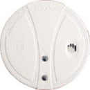 Smoke detector hardwire and battery operated