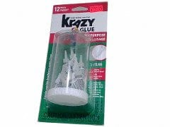 Krazy Glue 12pk. All Purpose