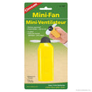 Mini fan - foam blades, uses 2 AA batteries not included