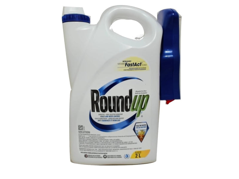 Grass And Weed Control 2l Round Up