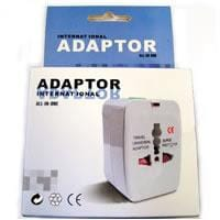 WORLDWIDE UNIVERSAL TRAVEL ADAPTER