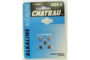 Watch Battery 5/pk Ag4-5 Replaces 377