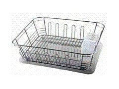 Dishrack clear heavy duty