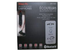 Earphones bluetooth with removeable neckband eclipse pro
