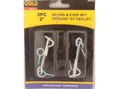 hook and eye set 2 pc 2 inch
