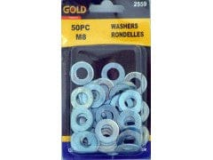 Washers 50 pc m8