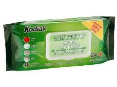 KODIAK HOUSEHOLD MULTISURFACE CLEANING WIPES 30 SHEETS