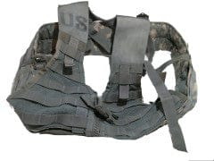 Vest load bearing authentic U.S. military surplus one size digital camo