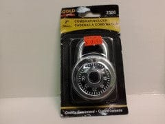 Lock 2 inch 50mm combination with 40 digits