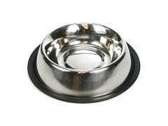 Pet food bowl - stainless steel 16oz 21.2x4.5cm