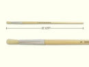53825 ARTIST BRUSH NO.582-5   ROUND HOG BRISTLE