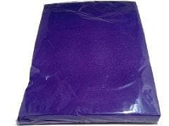 "Acrylic Felt Sheet 9x12"" Purple"