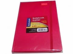 Hard Cover Notebook 140 Pages