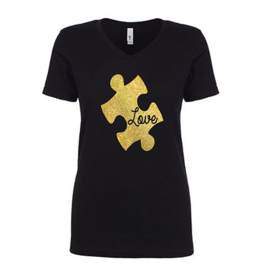Puzzle Autism Awareness Shirt
