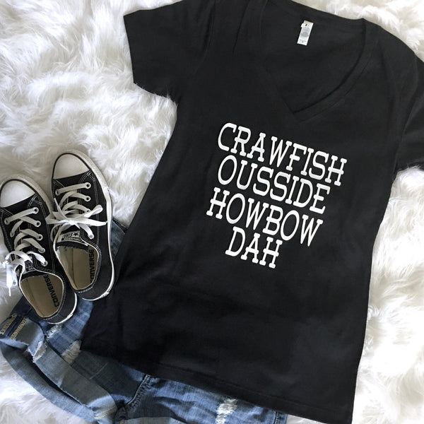 Women's Crawfish Ousside Shirt