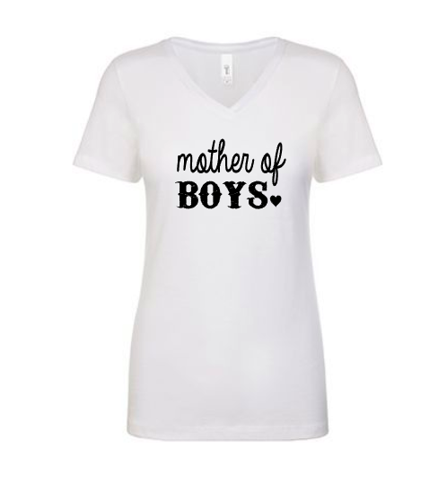 Mother Of Boys Top Tank