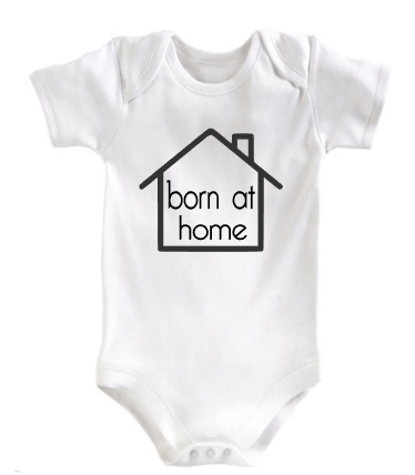 born at home home birth outfit