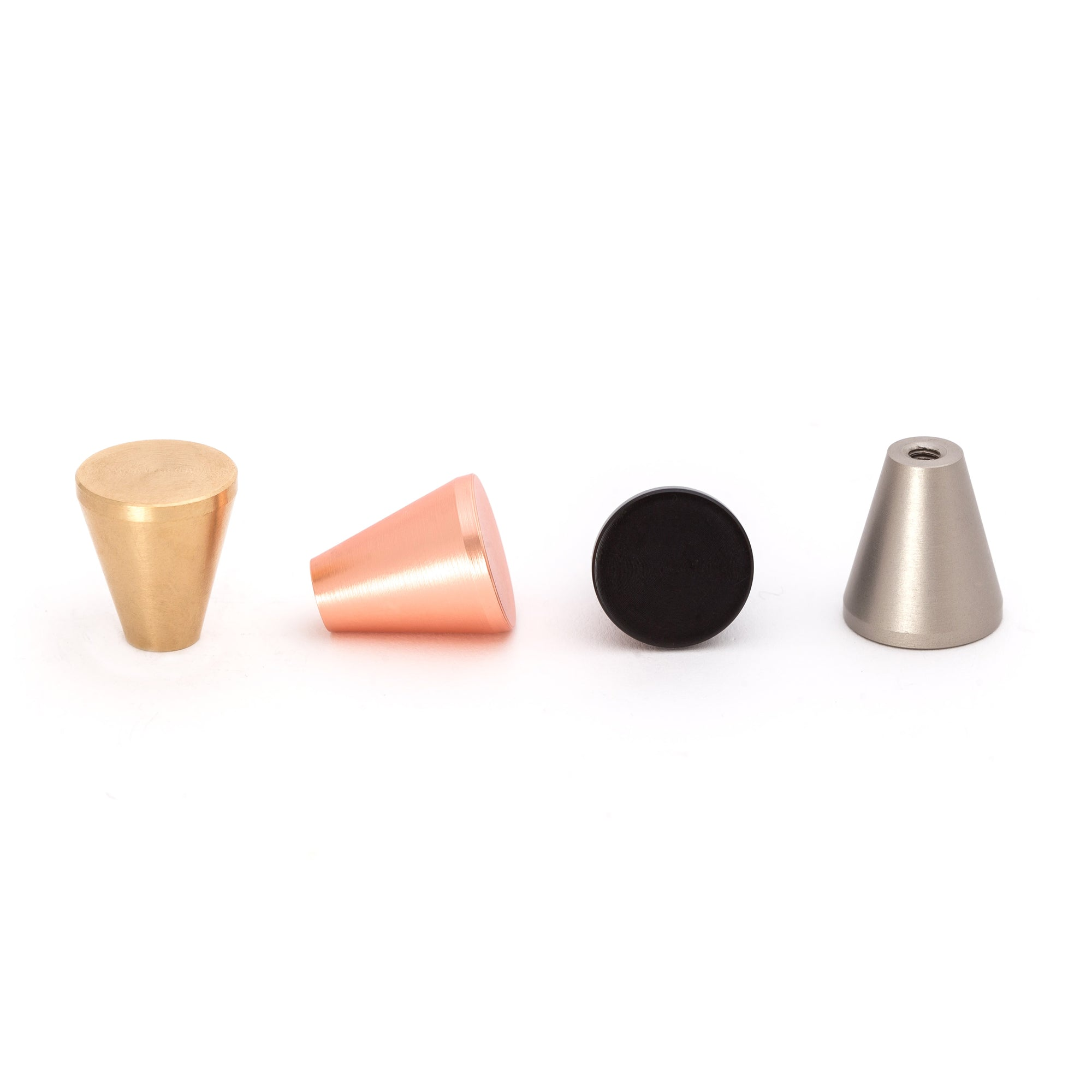 Conical 18mm Knob