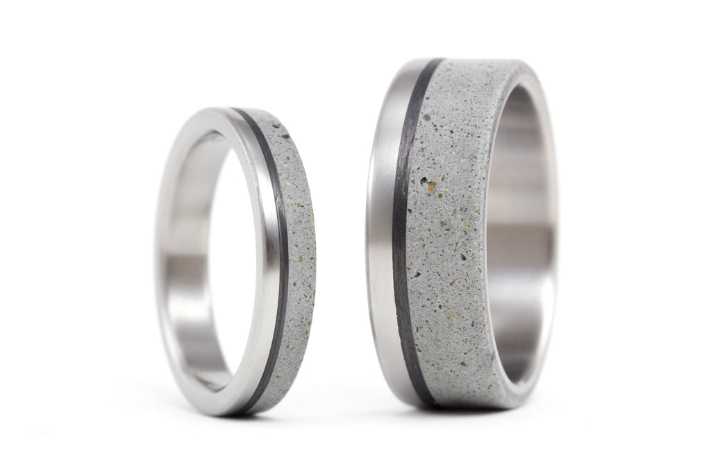 grey rings ring silver carpe wedding band diem mens products diamond