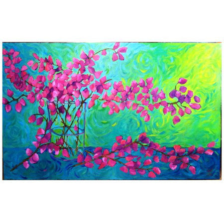 Bougainvilleas - The Gallery at Gruene Lake Village