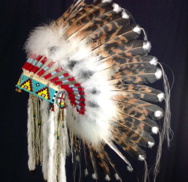 Handmade Native American Headdresses