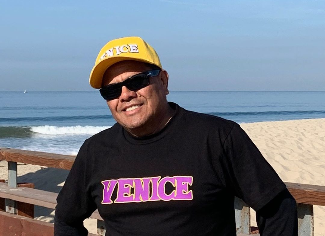 VENICE STREET WEAR LAKERS TEE