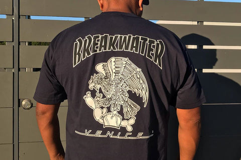 BREAKWATER EAGLE TEE