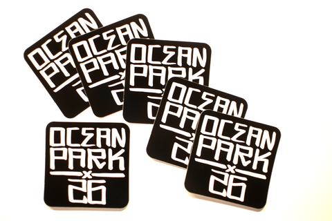 OCEAN PARK 26 STICKER PACK