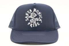 SANTA MONICA PRIDE TRUCKER HAT