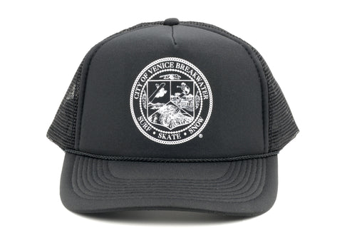 VENICE BREAKWATER TRUCKER HAT
