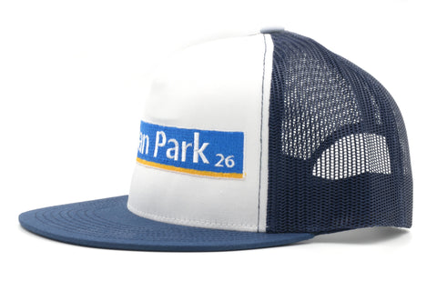 OCEAN PARK STREET SIGN TRUCKER HAT