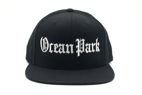 OCEAN PARK OLD ENGLISH STYLE  HAT