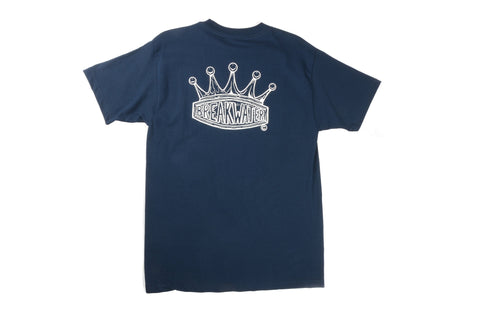 BREAKWATER CROWN TEE