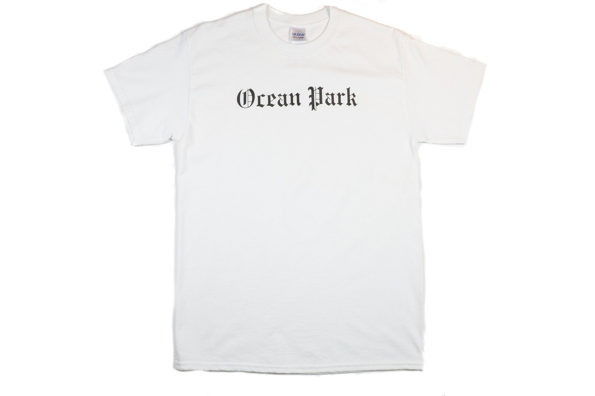 OCEAN PARK OLD ENGLISH STYLE TEE