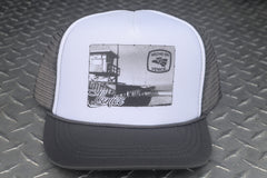 VENICE PIER YOUTH TRUCKER HAT