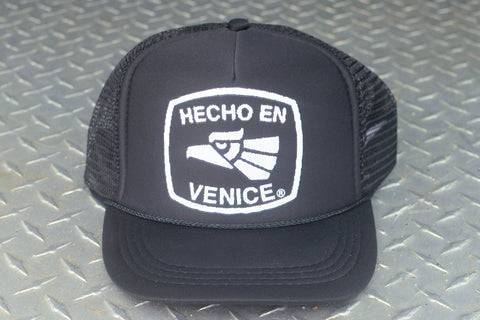 HECHO EN VENICE YOUTH TRUCKER HAT