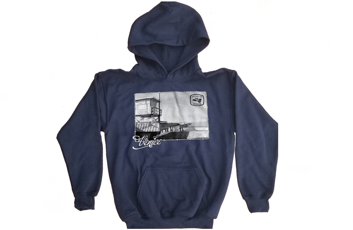 VENICE PIER YOUTH HOODIE