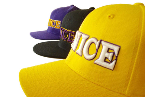 VENICE STREET WEAR LAKERS HAT